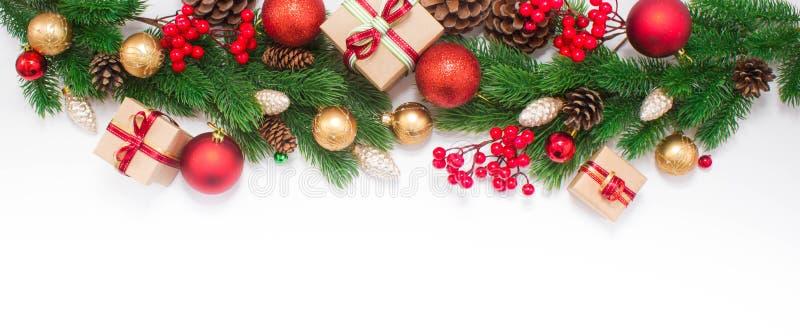 Fundo do Natal ou do ano novo foto de stock royalty free