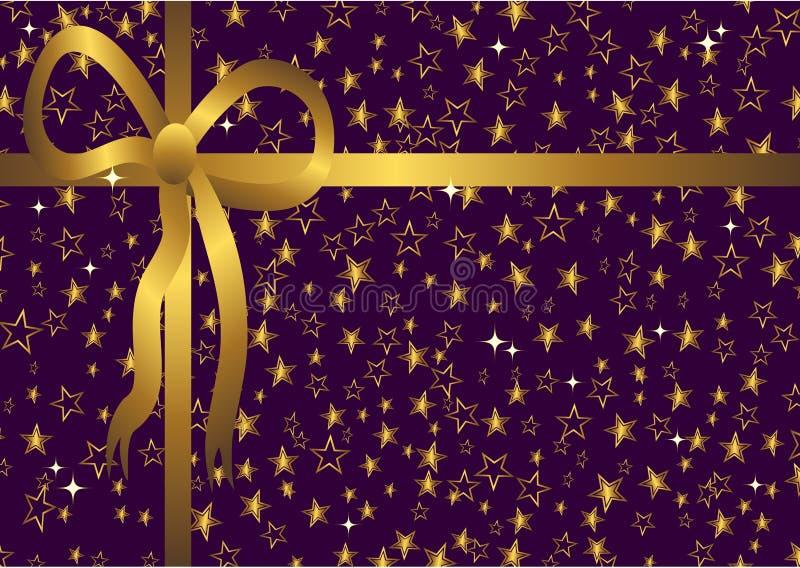 Download Fundo Do Natal. Presente. Vetor. Ilustração do Vetor - Ilustração de christmas, estação: 16866003