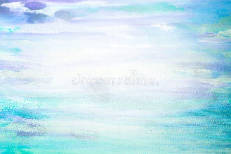 Fundo do oceano imagem de stock