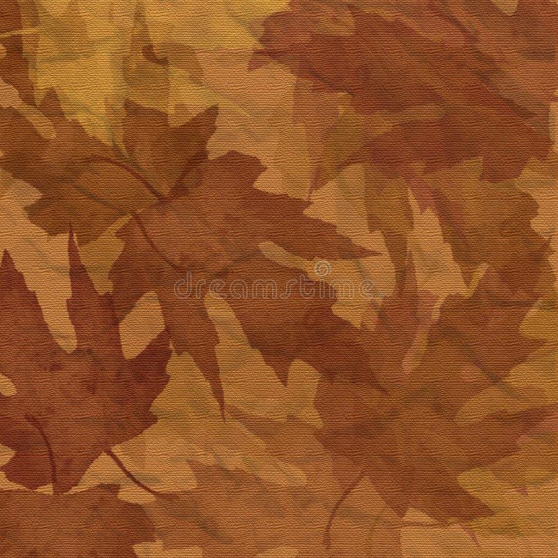 Fundo do outono ilustração do vetor
