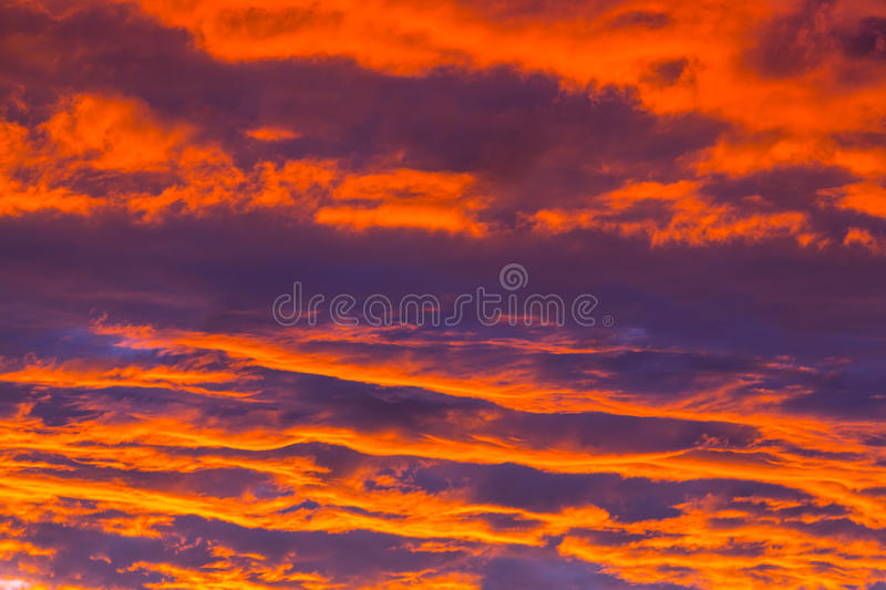 Fundo do por do sol fotografia de stock royalty free