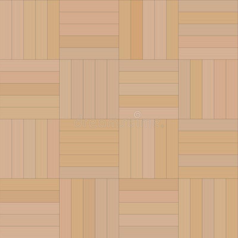 Fundo do quadrado de Brown do sum?rio, tijolos, pranchas, ret?ngulo, quadrado ilustração royalty free