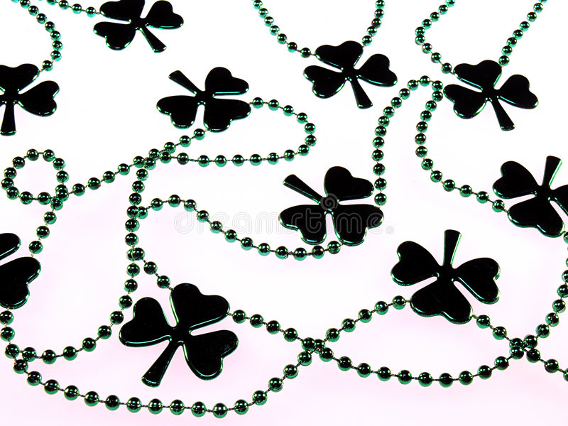 Download Fundo do Shamrock foto de stock. Imagem de ireland, corrente - 63896