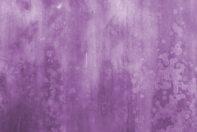 Fundo do sumário da parede de Grunge no roxo ilustração do vetor