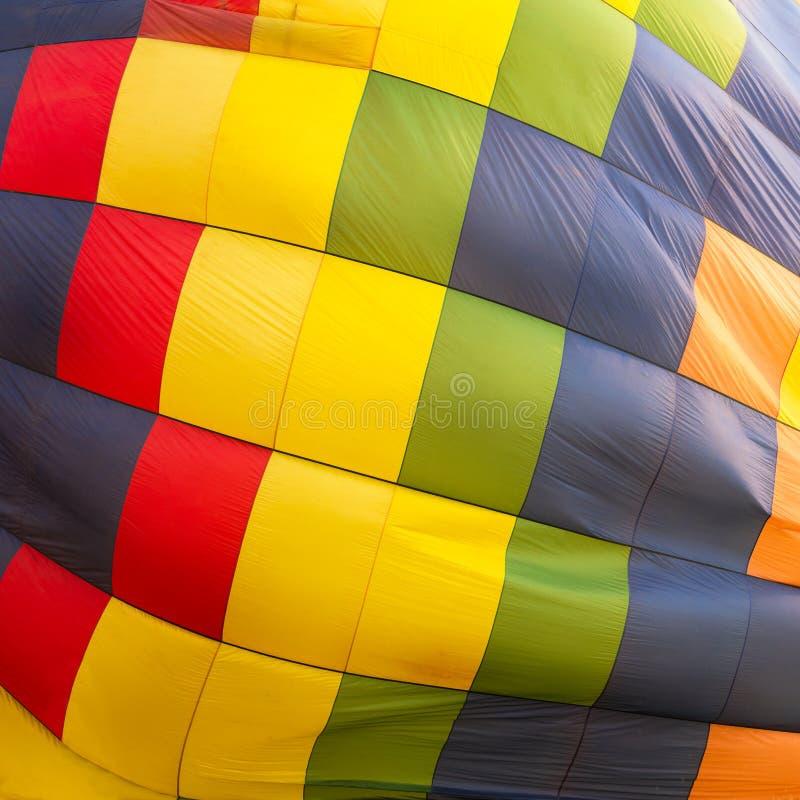 Fundo do sumário do balão de ar quente fotos de stock