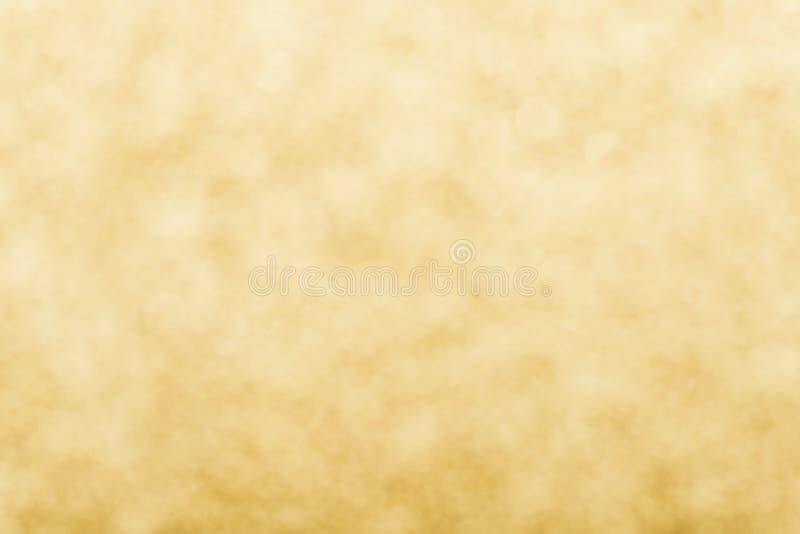 Fundo do sumário do ouro do Natal foto de stock royalty free