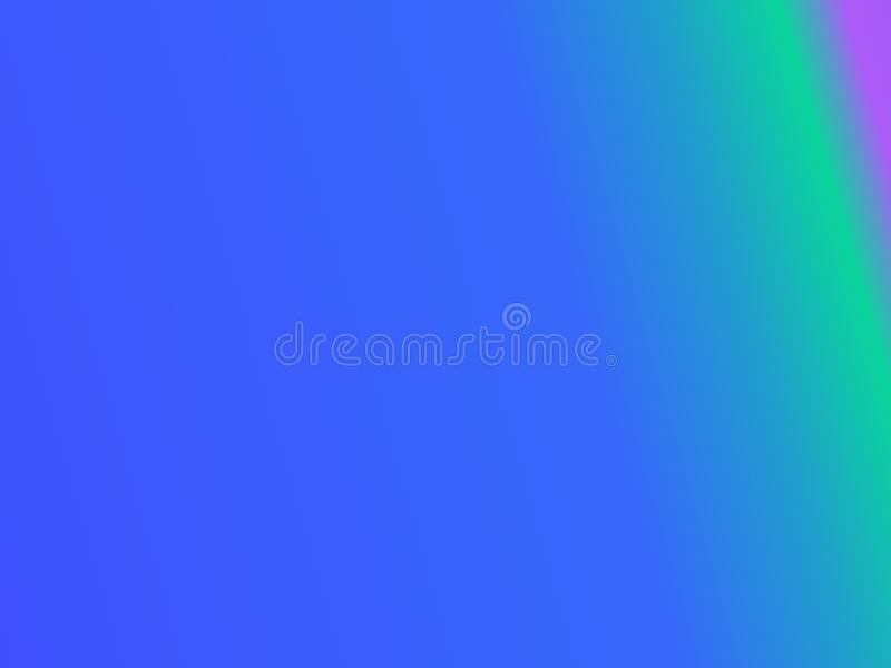 Fundo do sumário do verde azul fotos de stock