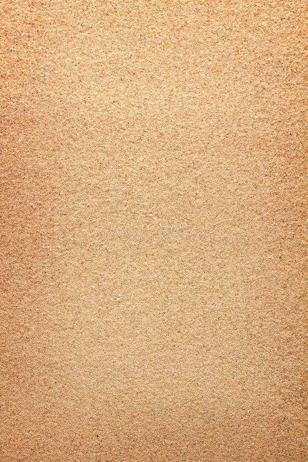 Fundo do teste padrão da areia foto de stock