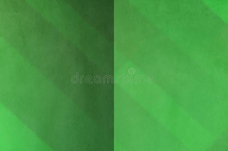 Fundo do teste padrão do sumário da cor verde da arte ilustração stock