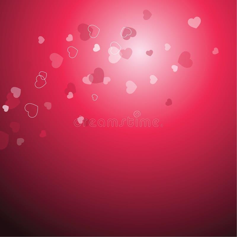 Download Fundo do Valentim ilustração do vetor. Ilustração de amor - 12808872