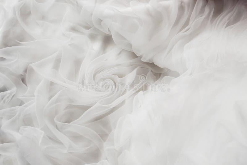 Fundo do vestido de casamento imagens de stock