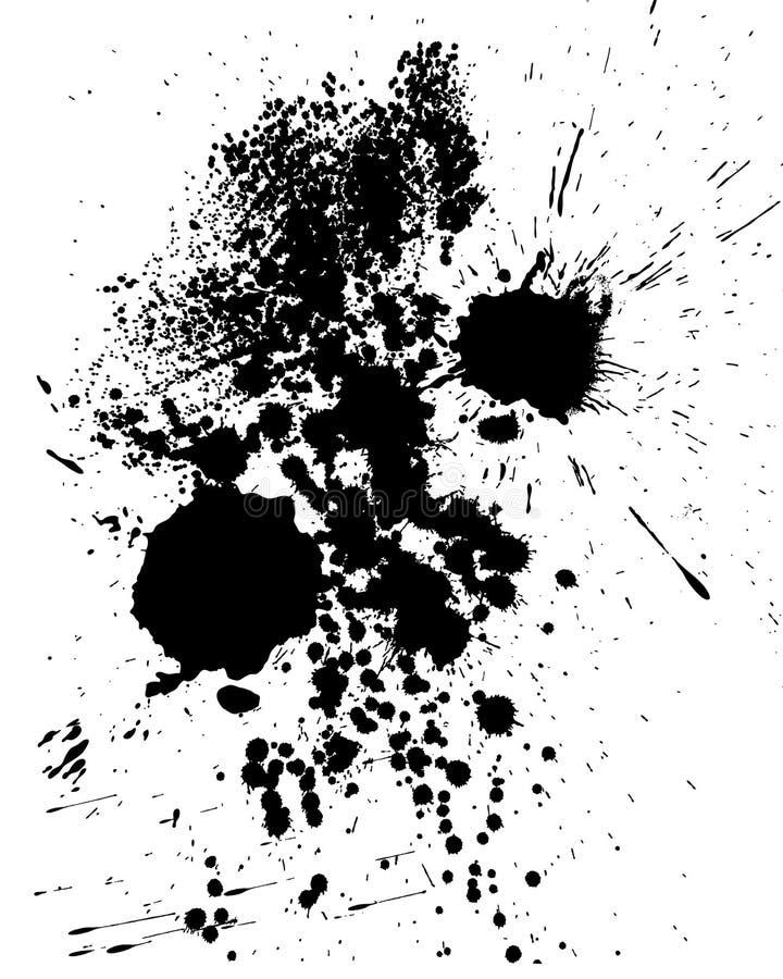 Fundo do vetor de Grunge ilustração royalty free