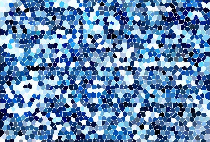 Fundo do vidro manchado do mosaico imagens de stock