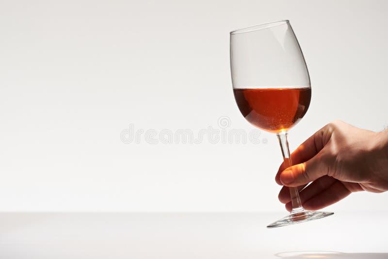 Fundo do vinho tinto imagem de stock royalty free