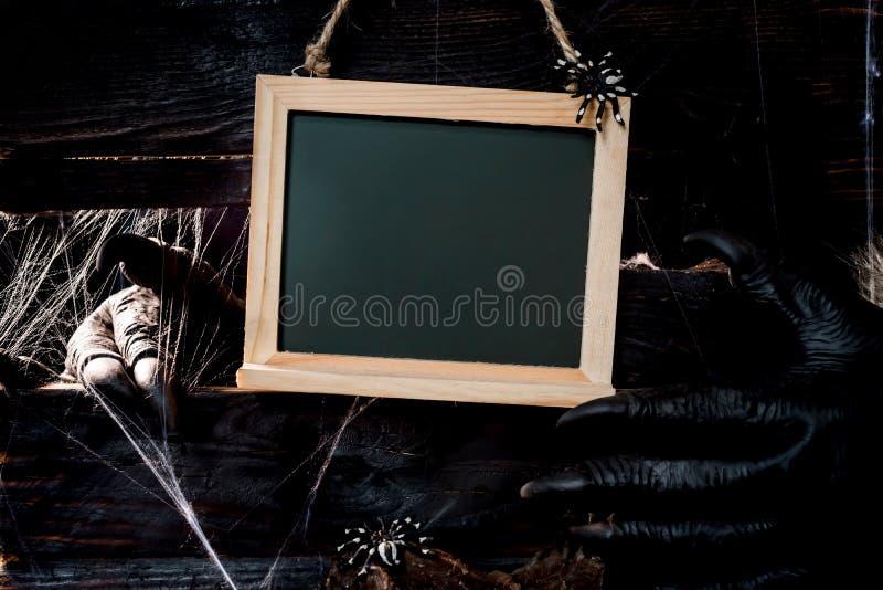 Fundo e papel de parede de Dia das Bruxas imagens de stock