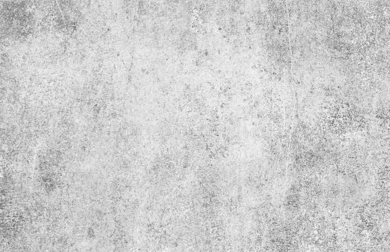 Fundo e textura brancos da parede do grunge imagens de stock royalty free