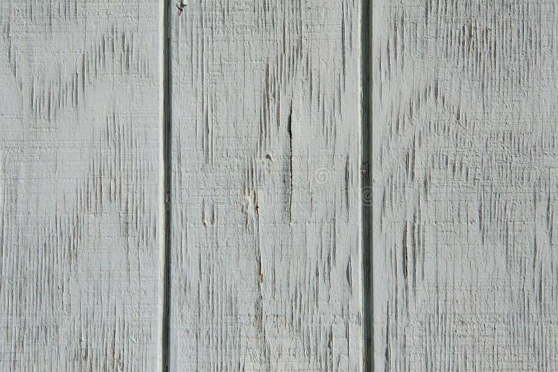 Fundo e textura de madeira do vintage com pintura da casca imagem de stock