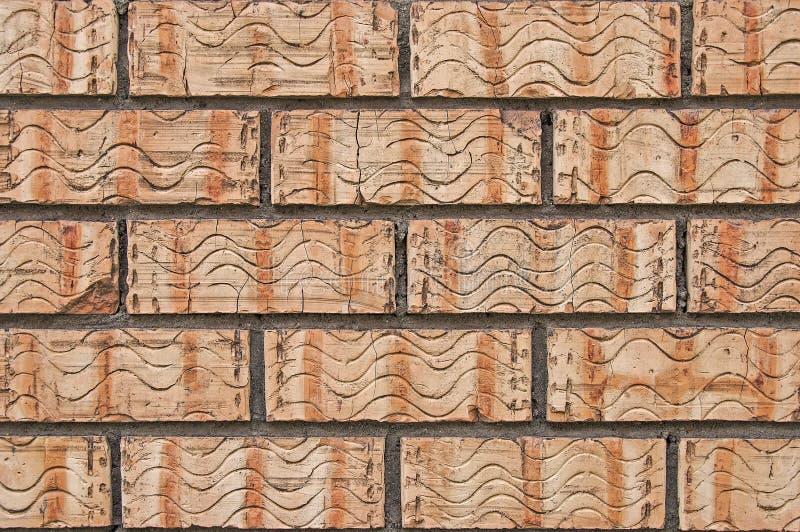 Fundo e textura dos tijolos na parede fotos de stock royalty free