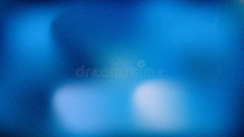 Fundo elegante azul do projeto da arte gr?fica da ilustra??o de Aqua Cobalt Background Beautiful ilustração royalty free