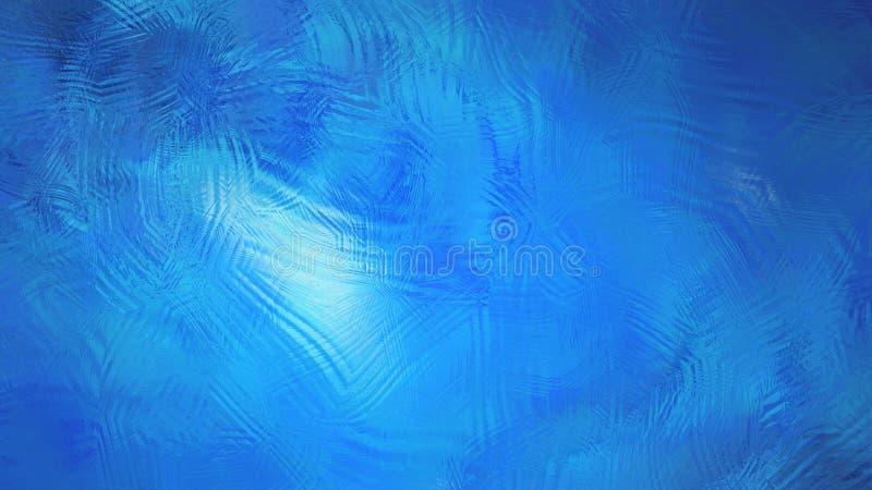 Fundo elegante azul do projeto da arte gr?fica da ilustra??o de Aqua Cobalt Background Beautiful ilustração do vetor