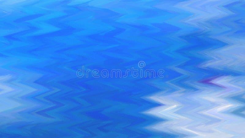 Fundo elegante azul do projeto da arte gr?fica da ilustra??o de Aqua Cobalt Background Beautiful ilustração stock