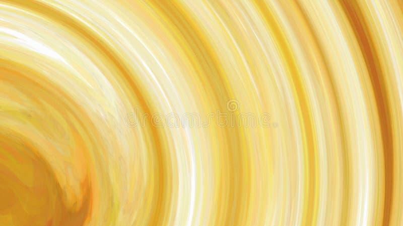 Fundo elegante bonito do projeto da arte gráfica da ilustração do fundo alaranjado amarelo da cor do caramelo ilustração royalty free