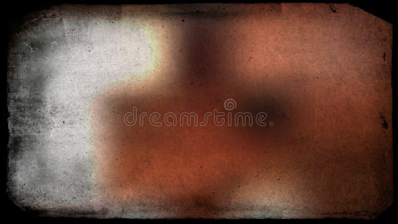 Fundo elegante do projeto da arte gráfica da ilustração de Brown e de Grey Grungy Background Image Beautiful ilustração do vetor