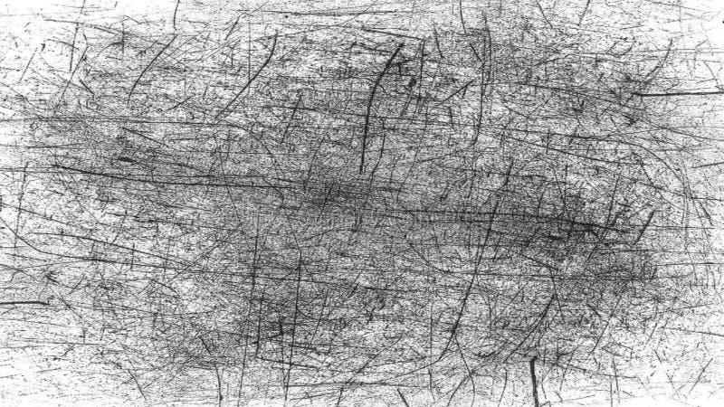 Fundo elegante do projeto da arte gráfica da ilustração de Grey Grunge Texture ImageBeautiful ilustração stock