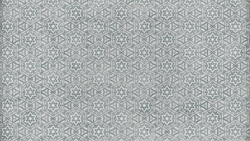Fundo elegante do projeto da arte gráfica da ilustração de Grey Wallpaper Background Beautiful ilustração stock