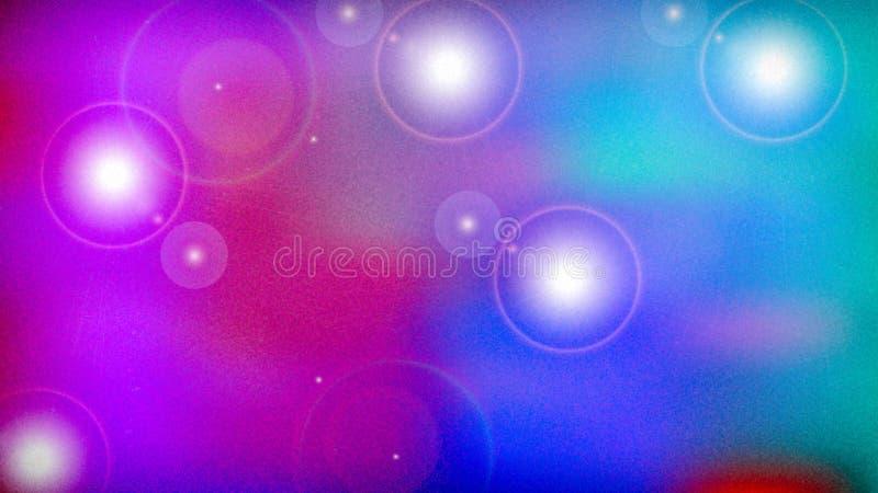 Fundo elegante do projeto da arte gr?fica da ilustra??o de Violet Blue Purple Beautiful ilustração stock