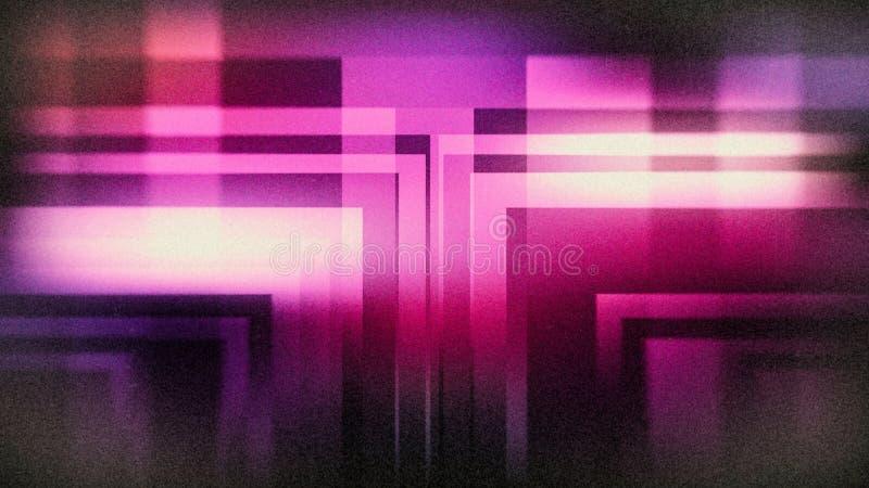Fundo elegante roxo do projeto da arte gr?fica da ilustra??o de Violet Pink Beautiful ilustração royalty free