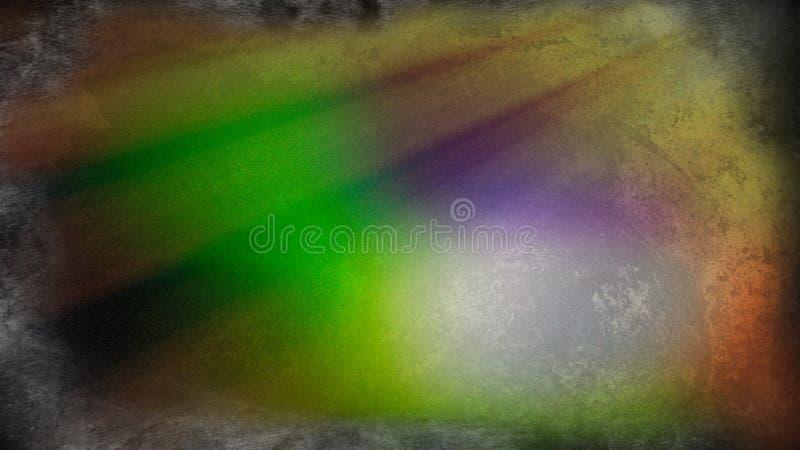 Fundo elegante roxo verde do projeto da arte gr?fica da ilustra??o de Violet Beautiful ilustração do vetor