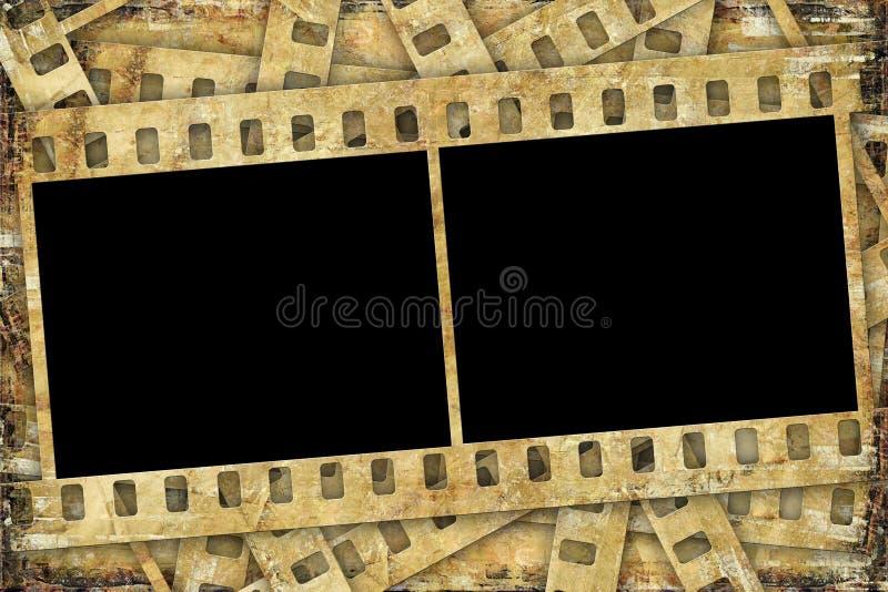 Fundo em branco do sumário do retrato foto de stock