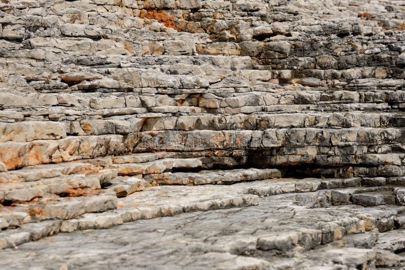 Fundo envelhecido da textura da rocha fotos de stock