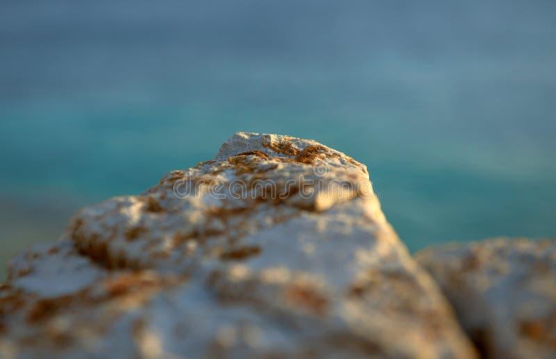 Fundo envelhecido da textura da rocha imagens de stock