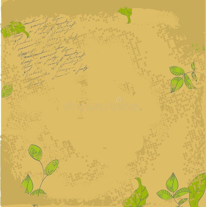 Download Fundo estilizado retro ilustração do vetor. Ilustração de decorativo - 12811726