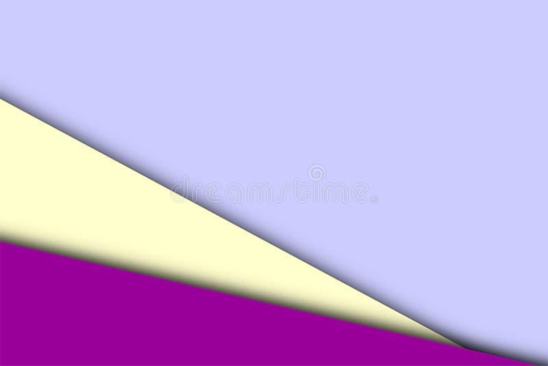 Fundo estrutural abstrato - v?rias solu??es da cor ilustração stock