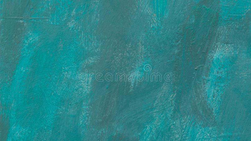 Fundo estrutural do metal de turquesa imagens de stock royalty free