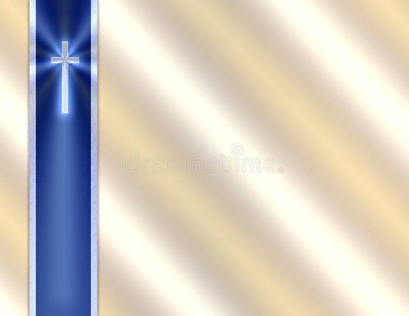 Fundo - fita transversal ilustração do vetor