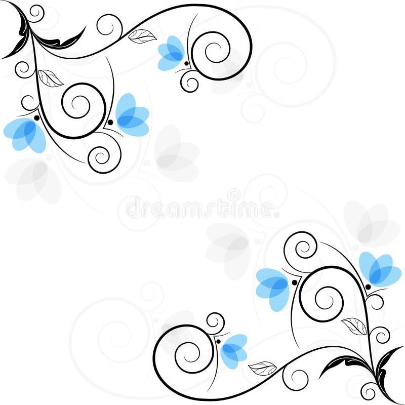 Download Fundo floral ilustração do vetor. Ilustração de pintura - 16870149