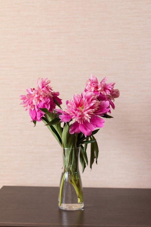 Fundo floral para imagens do design de interiores foto de stock royalty free