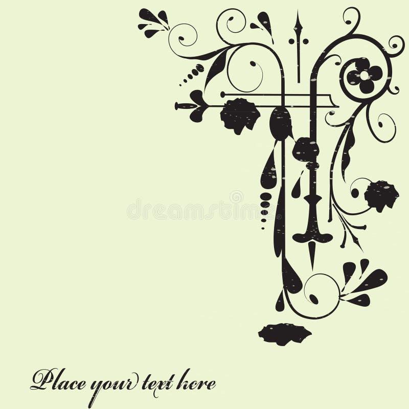 Download Fundo floral ilustração do vetor. Ilustração de original - 29840456