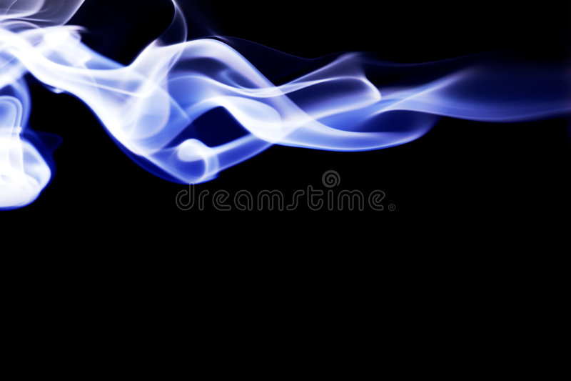Fundo fresco do fumo foto de stock royalty free