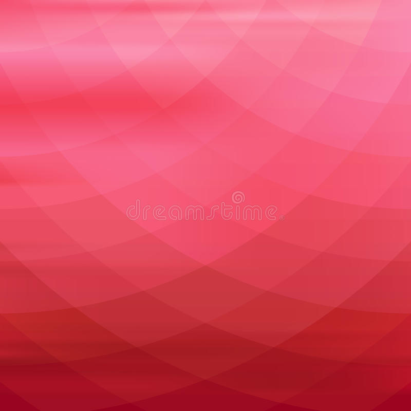 Fundo geométrico do sumário cor-de-rosa do vetor ilustração stock