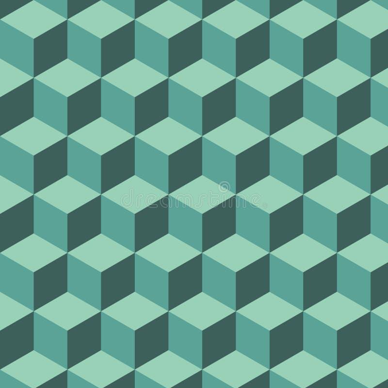 Fundo geométrico do vetor ilustração do vetor