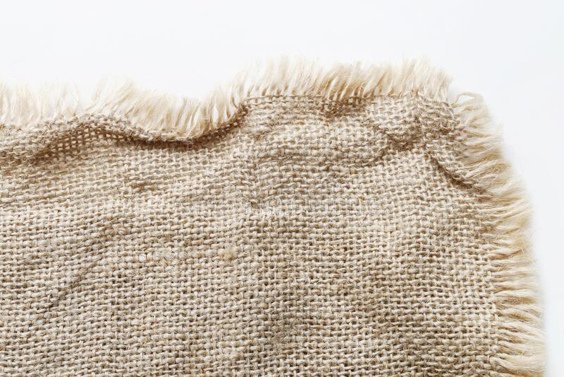 Fundo Jute Textil imagens de stock royalty free