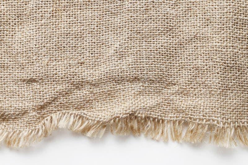 Fundo Jute Textil fotos de stock