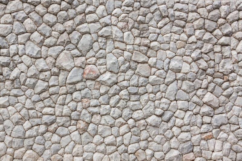 Fundo lascado da parede de pedra fotografia de stock royalty free