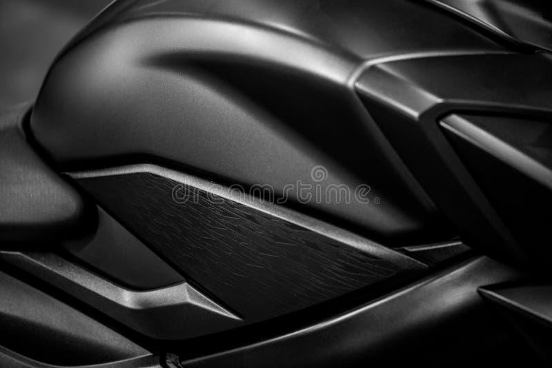 Fundo lateral direito da motocicleta fotos de stock