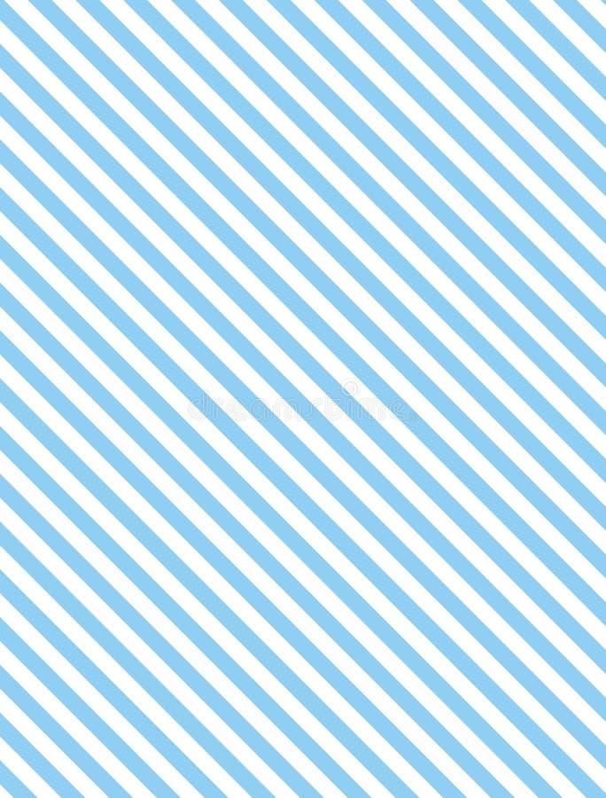 Fundo listrado diagonal do vetor EPS8 no azul ilustração royalty free